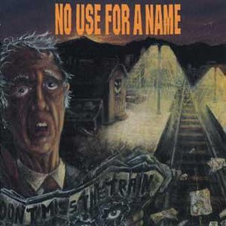 Don't Miss the Train - Image: No Use for a Name Don't Miss the Train cover