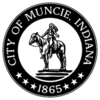 Official seal of Muncie, Indiana