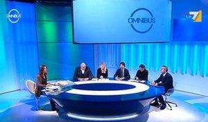 Omnibus (talk show) - Image: Omnibus (talk show)