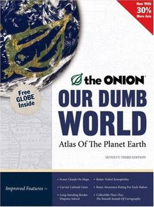 Our Dumb World - First edition cover
