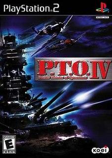 <i>P.T.O. IV</i> 2002 video game