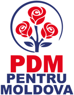 Democratic Party of Moldova political party