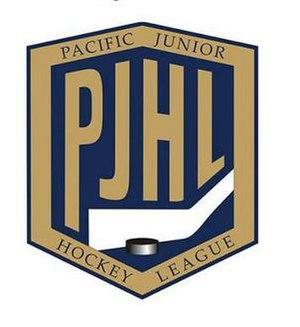 Pacific Junior Hockey League - Image: PJHL logo from 2011
