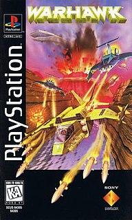 <i>Warhawk</i> (1995 video game)
