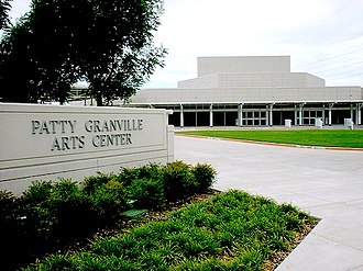 Garland, Texas - The Patty Granville Arts Center