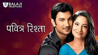 <i>Pavitra Rishta</i> television series