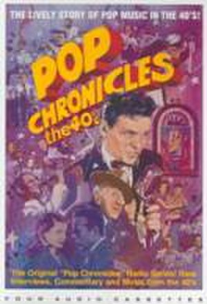 Pop Chronicles - Cover of the audiobook version