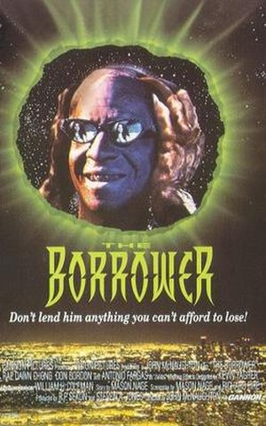 The Borrower - Theatrical release poster
