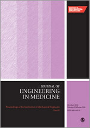 Proceedings of the Institution of Mechanical Engineers, Part H: Journal of Engineering in Medicine - Image: Proceedings of the I Mech E H journal cover