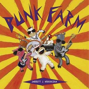 Punk Farm - Cover for Punk Farm