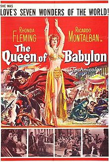 Queen of babylon poster 01.jpg