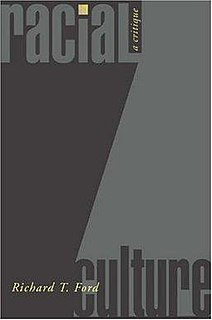 non-fiction book by Richard T. Ford