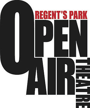 Regent's Park Open Air Theatre - Image: Regent's Park Open Air Theatre Logo