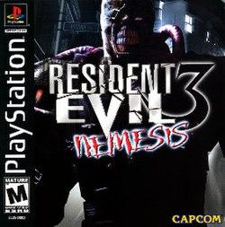 ps1 resident evil 3 скачать торрент