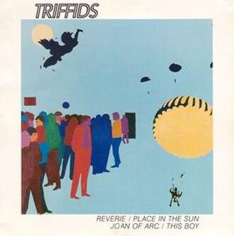 Reverie (EP) - Image: Reverie triffids