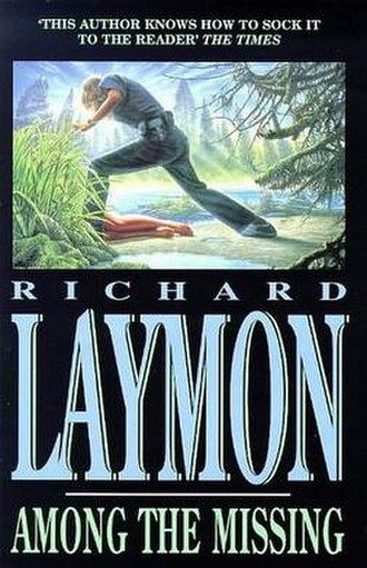 Among the Missing (novel) - Image: Richard Laymon Among the Missing