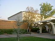 The Tomás Rivera Library (2003)