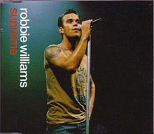 Robbie Williams — Supreme (studio acapella)