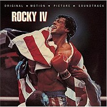 Rocky IV (soundtrack) - Wikipedia