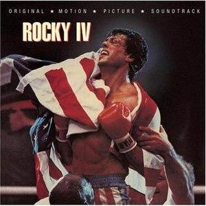 Rocky IV (soundtrack) - Image: Rocky 4