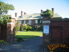 Rossall House  Island Bank Road