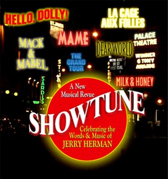 Showtune (musical) - Logo, 2003 New York Production