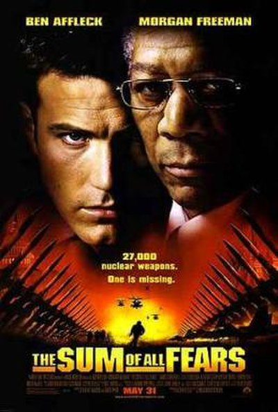 Picture of a movie: The Sum Of All Fears