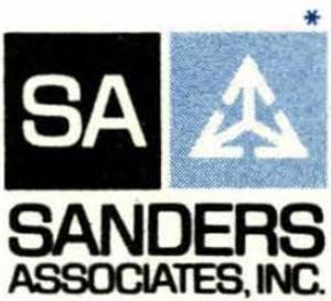 Sanders Associates - Image: Sanders Associates Logo