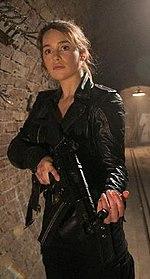 Sarah connor terminator wikipedia the free encyclopedia - Sarah connor genisys actress ...