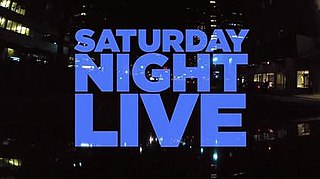 <i>Saturday Night Live</i> (season 38) 38th season of the show