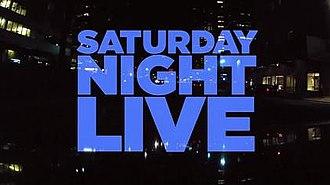 Saturday Night Live (season 38) - Image: Saturday Night Live (Season 38 Titlecard)