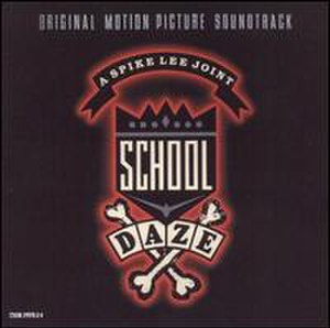 School Daze (soundtrack) - Image: School Daze (soundtrack image)