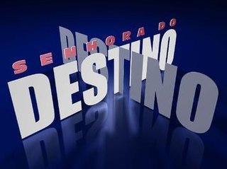 <i>Senhora do Destino</i> Brazilian television series