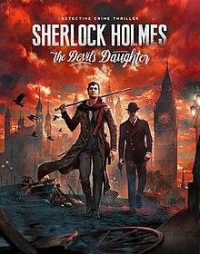 Sherlock Holmes: The Devil's Daughter - Wikipedia