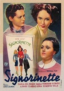 <i>Signorinette</i> 1942 film