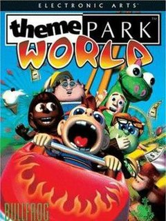 <i>Theme Park World</i> video game