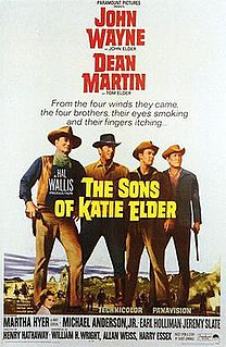 <i>The Sons of Katie Elder</i> 1965 film by Henry Hathaway