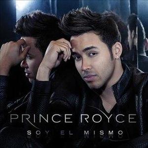 Soy el Mismo (Prince Royce album) - Image: Soy el mismo royce