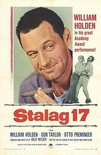 <i>Stalag 17</i> 1953 film by Billy Wilder