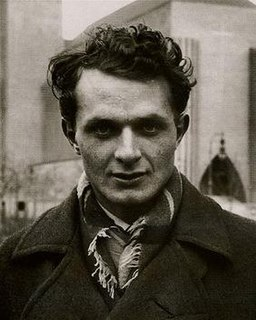 Stephen Spender English poet and man of letters