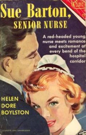 Sue Barton - Scholastic reprint