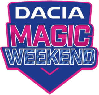 Magic Weekend Rugby league weekend where all fixtures are played at one venue