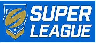 Super League - Image: Super League logo 2017