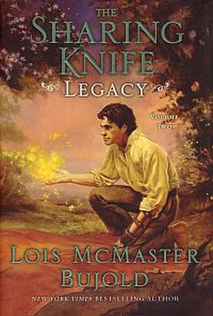 The Sharing Knife - Image: TSK Legacy Cover