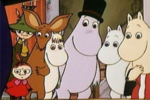 Moomin (1990 TV series) - Image: Tanoshii moomin ikka 00