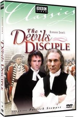The Devil's Disciple (1987 film) - Image: The Devil's Disciple (1987 film)