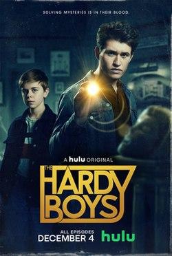 The Hardy Boys 2020 Hulu Original Series Cover Cover.jpg