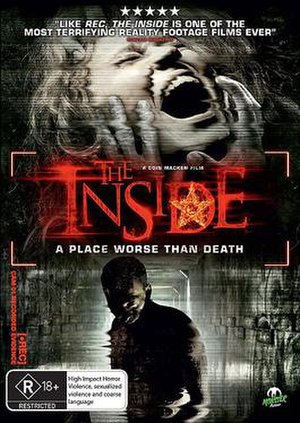 The Inside (film) - DVD cover