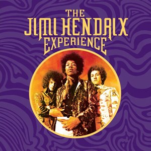 The Jimi Hendrix Experience (album) - Image: The Jimi Hendrix Experience (Box set) cover