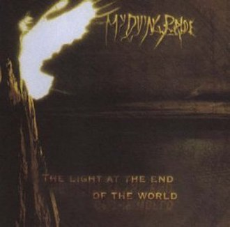 The Light at the End of the World (My Dying Bride album) - Image: The Light at the end of the World Album Cover